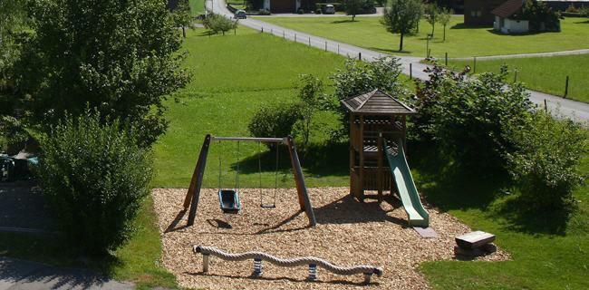 Beispiel: Für die kleinen Gäste, Foto: Landgasthof Grossteil.
