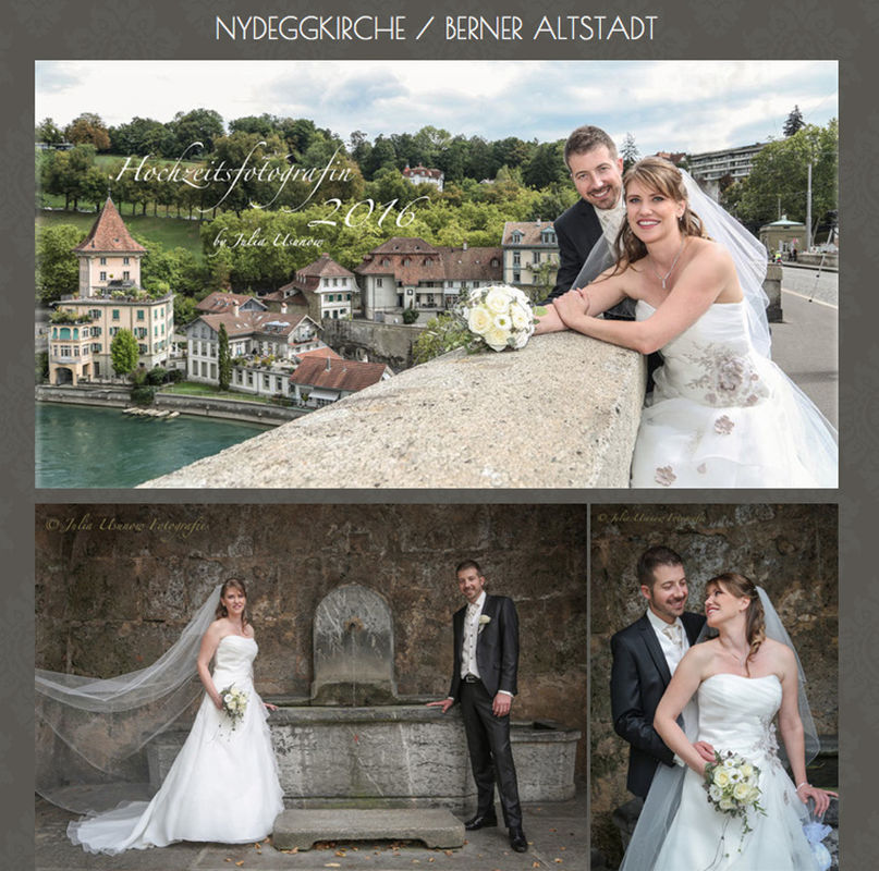 Bern Hochzeit