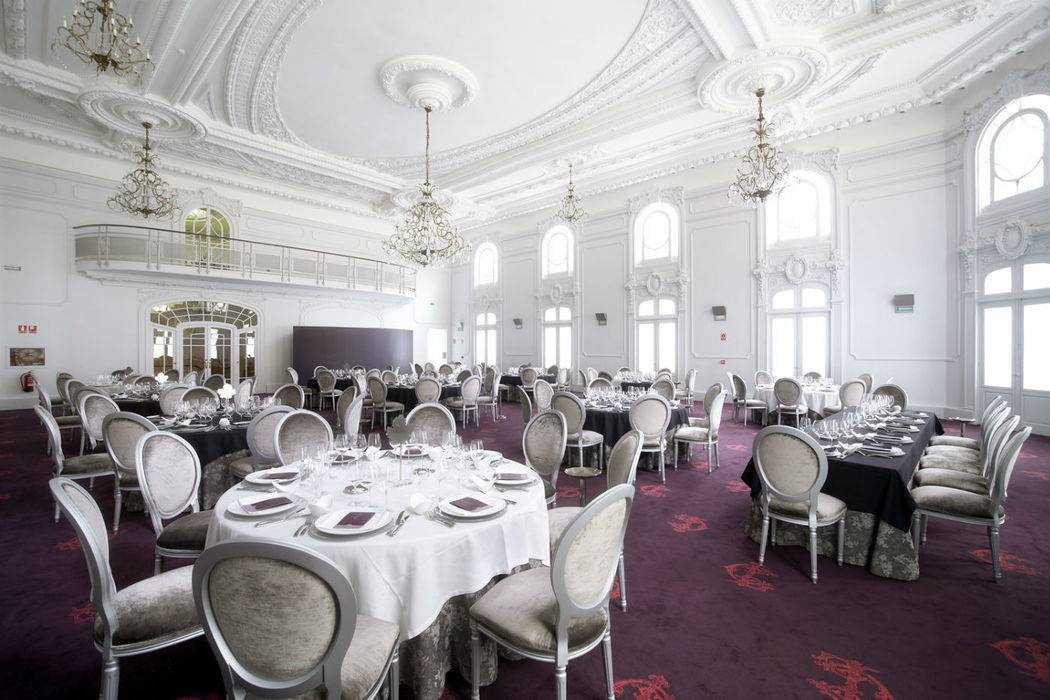 Salón Príncipe de Vergara
