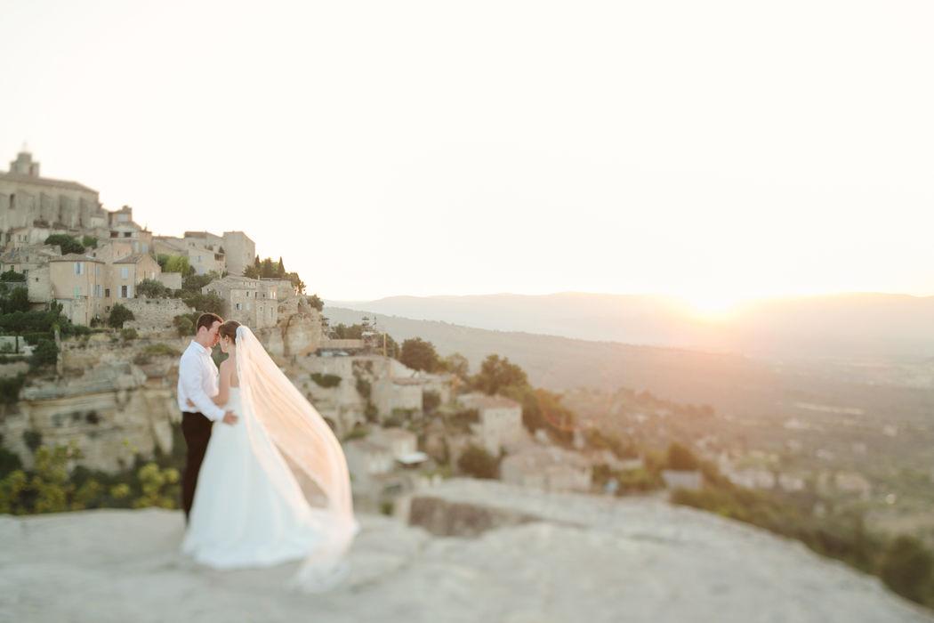 After-Wedding-Fotoshooting in Provence von hochzeitslicht
