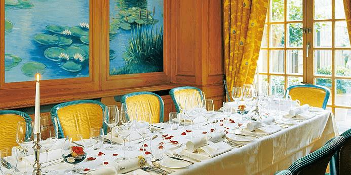 Beispiel: Restaurant Im Schiffchen - Bankett, Foto: Im Schiffchen.