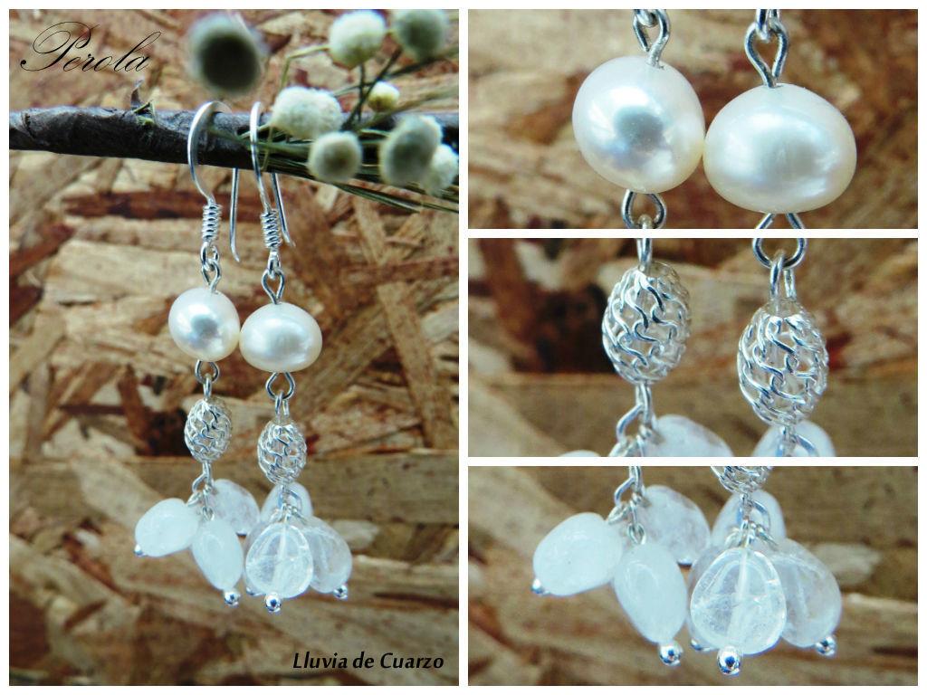 Cuarzos y perlas