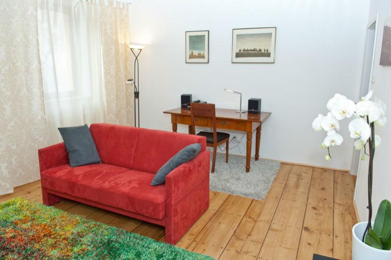 Beispiel: Zimmer, Foto: Weingut Kruger-Rumpf.
