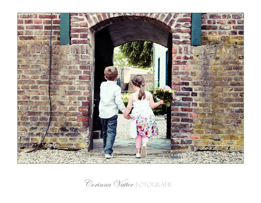 Kinder-Hochzeitsfotos-Kalkar  Corinna Vatter Fotografie