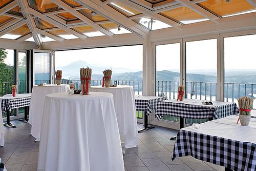 Beispiel: Apero, Foto: Restaurant Zugerberg.
