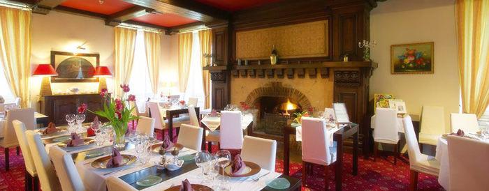 Domaine de Bel Air - Le restaurant
