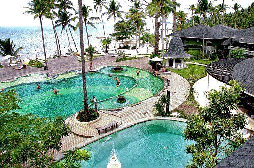 Beispiel: Sonne und Meer in den Vereinigten Arabischen Emiraten, Foto: Accor Hotels.