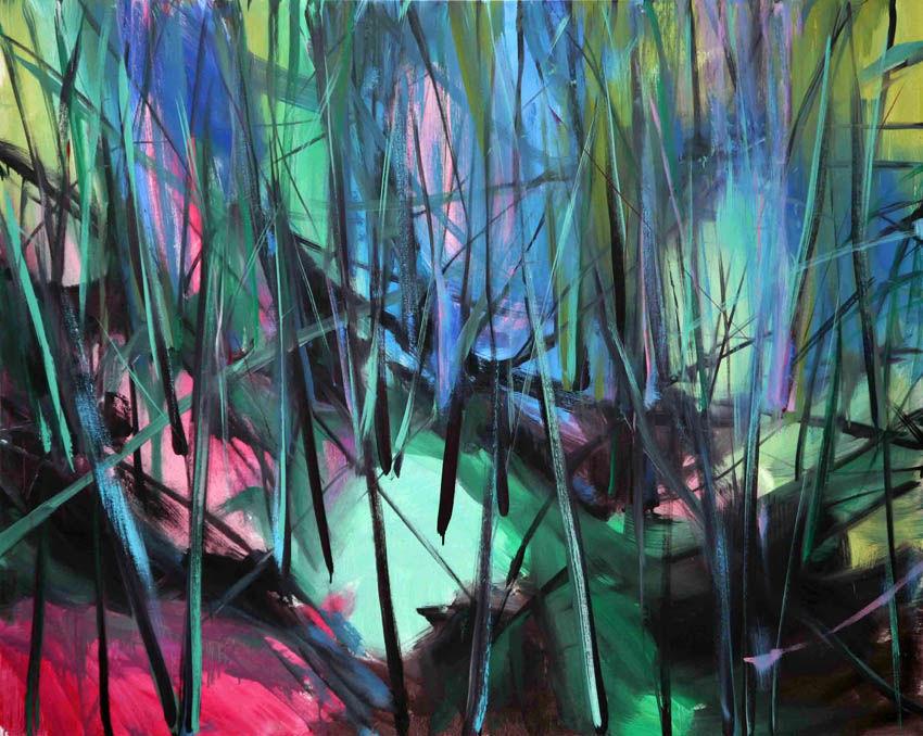 Jorge Rando. Galería de Arte David Bardía