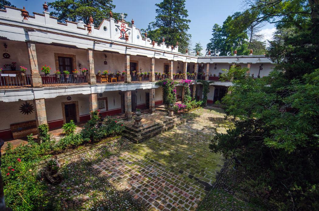 Su boda con auténtico estilo Colonial. -Hacienda Buenavista.