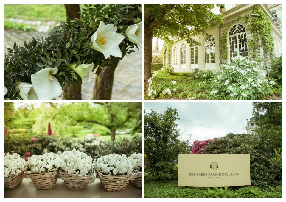 Beispiel: Außenansicht, Foto: Brenners Park-Hotel & Spa.