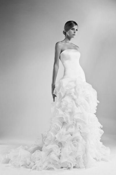 Diseño de novia de Wedding Vigo