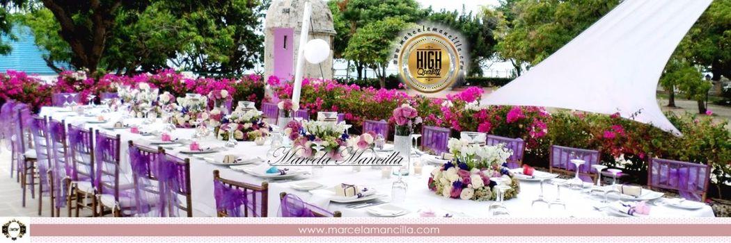 Decoracion Floral Especializada para Bodas y Eventos en Cartagena Colombia por Marcela Mancilla.