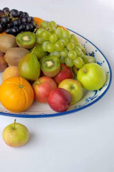 Beispiel: Frisches Obst, Foto: Best Catering.com.