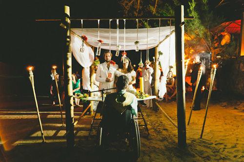 Ana Telma - Casamento: Michele e Guilherme - Pousada Praia da Tartaruga -  Búzios/RJ