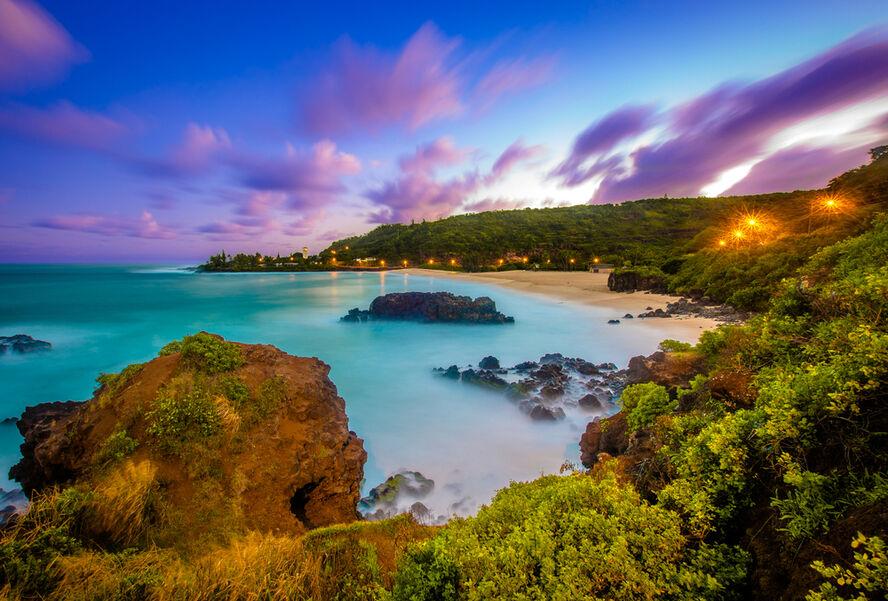 Hawaii  -Maui -