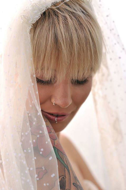 Beispiel: Brautstyling, Foto: B-Artists.