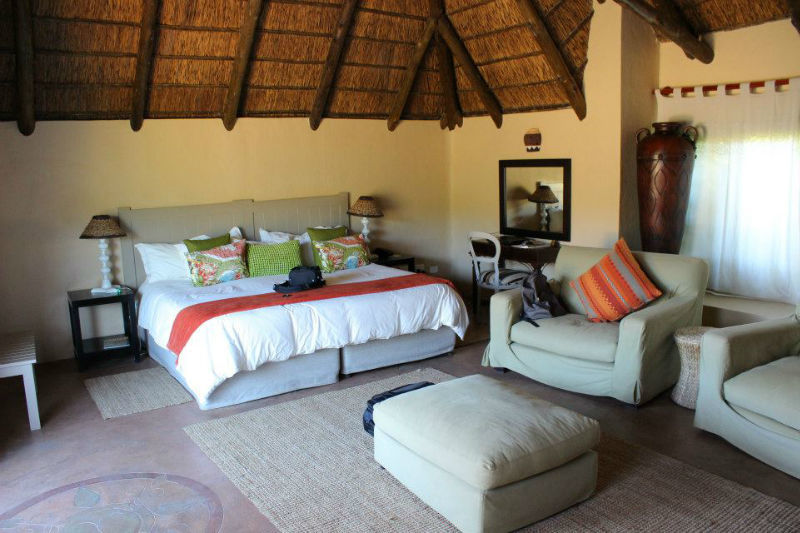 Beispiel: Komfortable Hotelzimmer, Foto: Madiba.de.