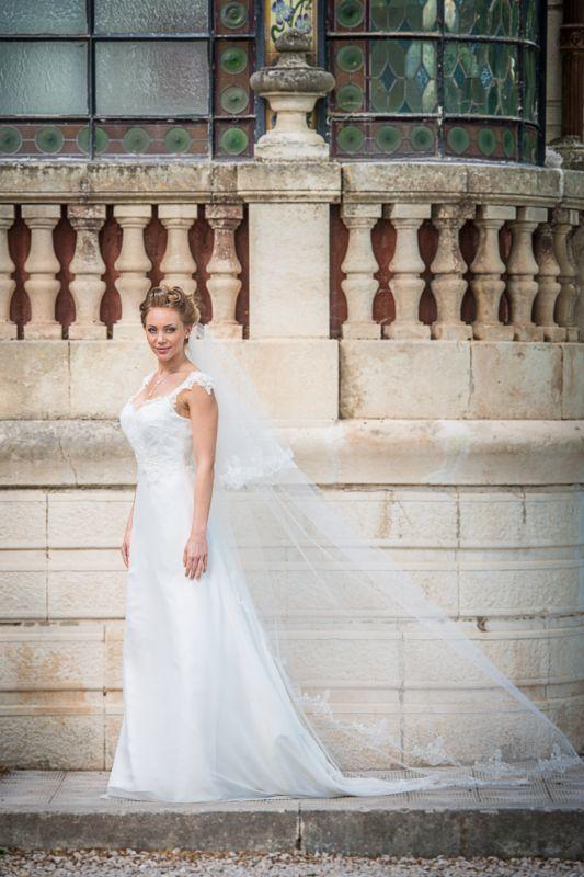 Collection Mariées de Provence 2017 - modèle ETERNELLE