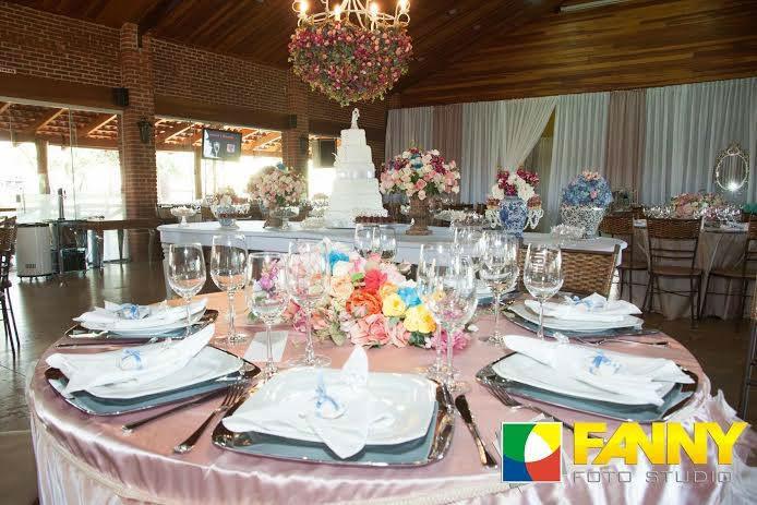 Buffet Recanto. Foto: Fanny Foto Studio