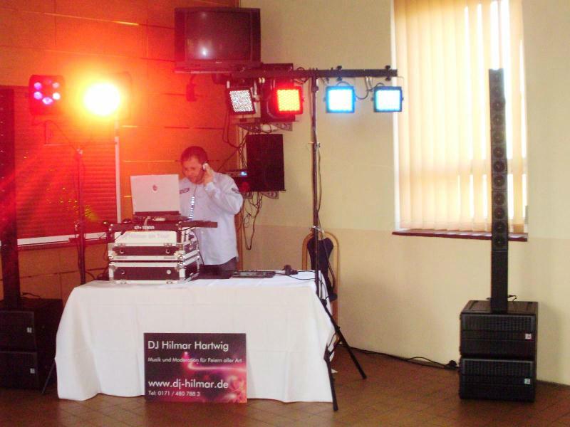 Beispiel: DJ Hilmar, Foto: DJ Hilmar.