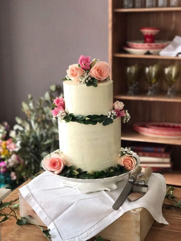 Matrimonio civil en San Isidro
