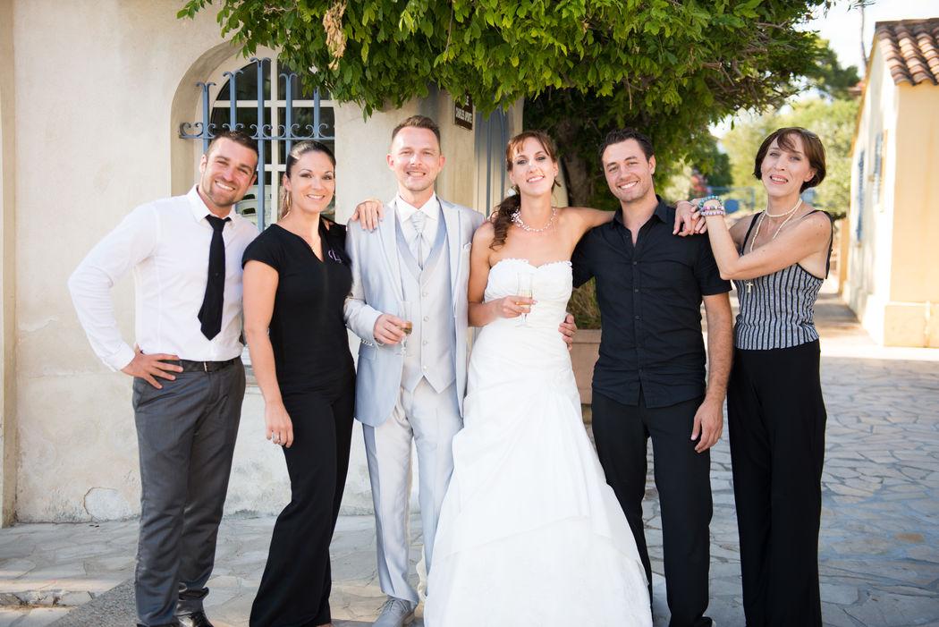 Prestataires de mariage