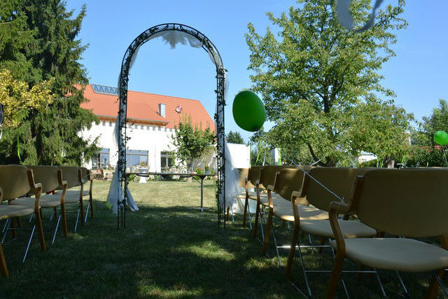 Beispiel: Garten, Foto: Feierscheier am Turm.