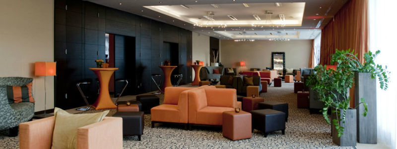 Beispiel: Foyer, Foto: Atrium Mainz.