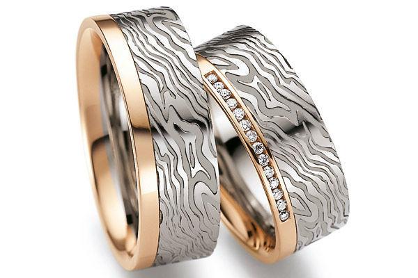 Beispiel: Innovatives Design, Foto: Juwelier Gerner.