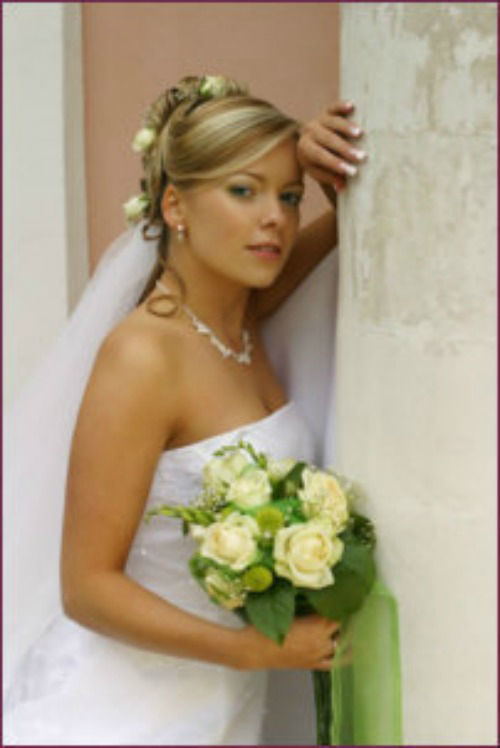 Beispiel: Braut, Foto: die-brautseite.