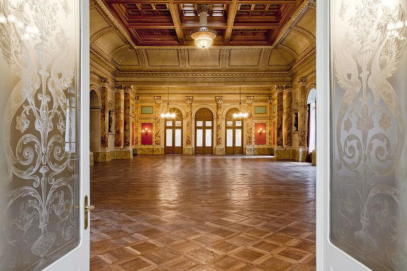 Zeugheersaal Foto: Hotel Schweizerhof Luzern