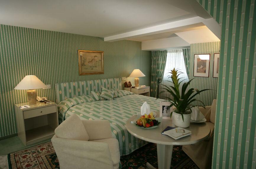 Beispiel: Superior Zimmer, Foto: Rheinhotel Fischerzunft.