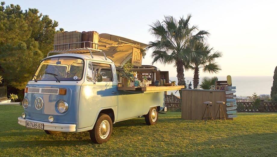 Alquiler de caravanas y food trucks