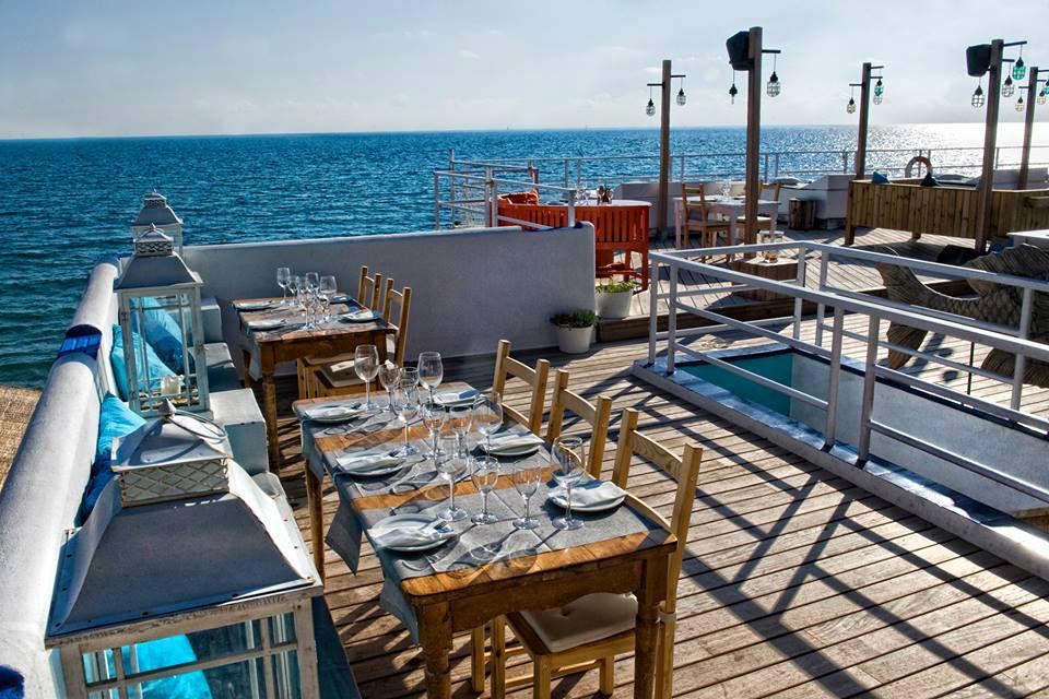 Restaurante El Vivero.