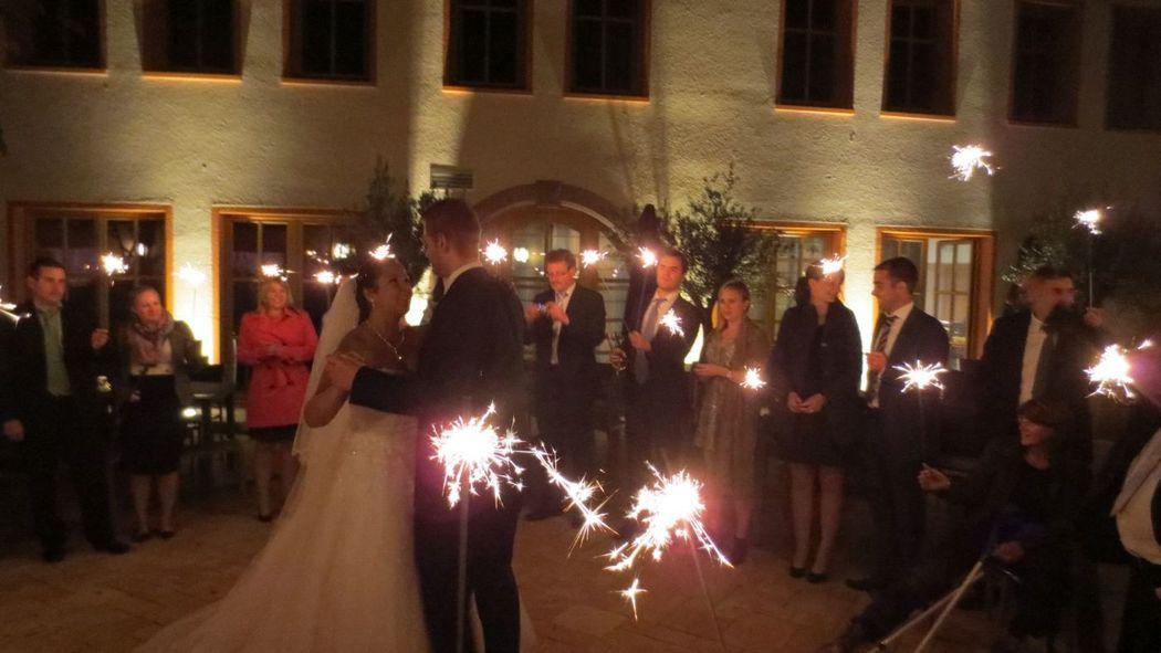 Tanzeröffnung Hochzeit 2014