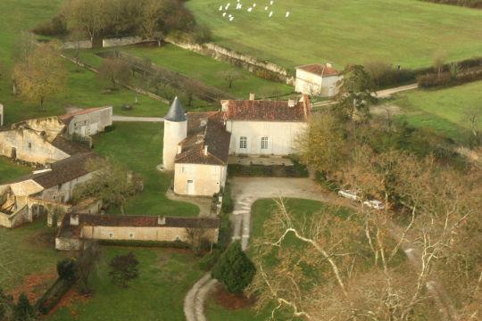 Le Château d'Envaux
