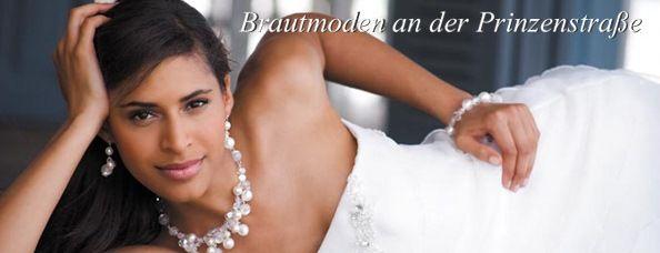 Beispiel: Brautkleid, Foto: Brautmode an der Prinzenstraße.