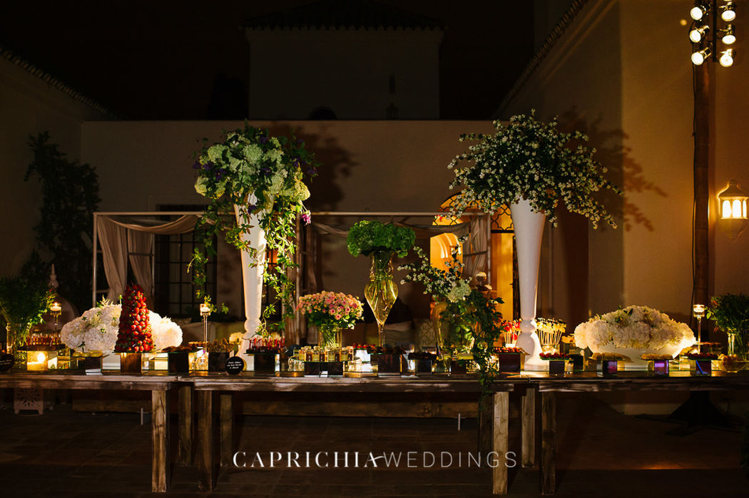 Dessert Buffet by Caprichia
