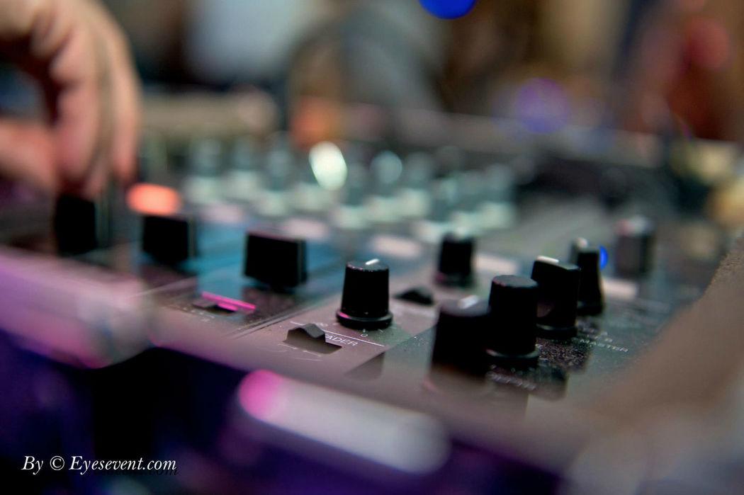 Ma table de mixage