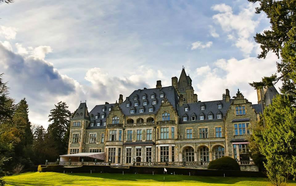 Beispiel: Außenansicht, Foto: Schlosshotel Kronberg.
