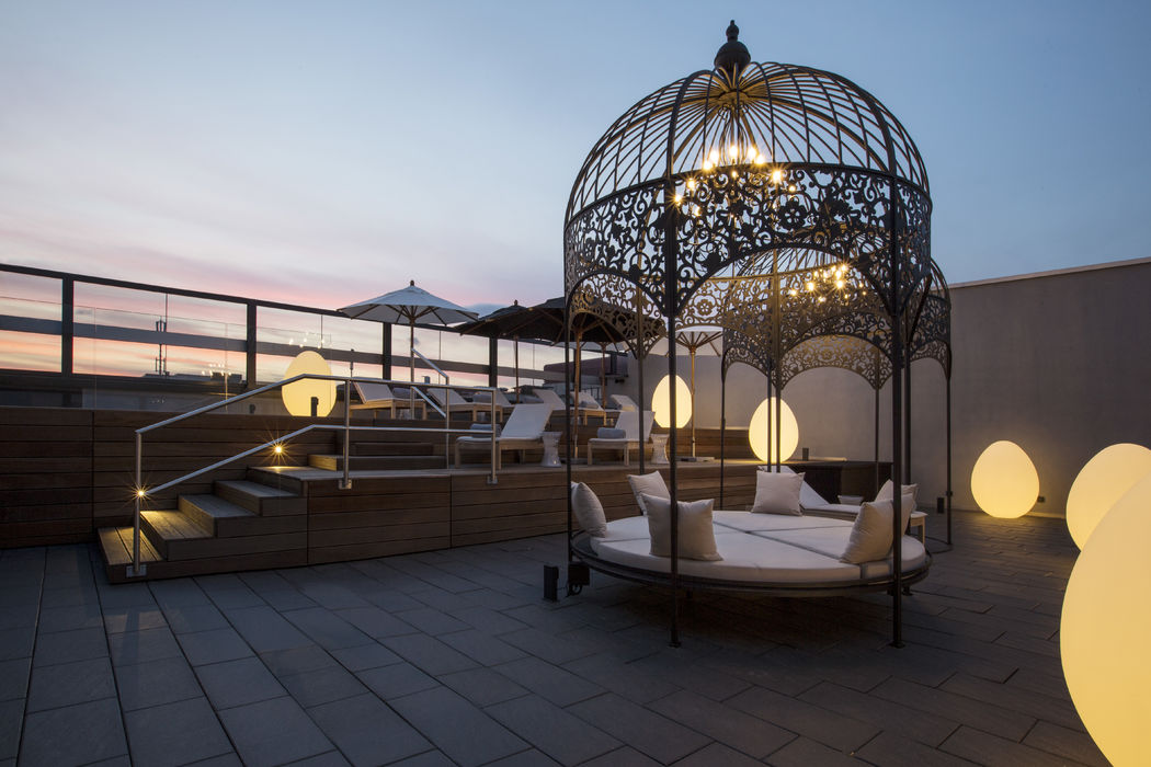 Spa Rooftop Terrasse