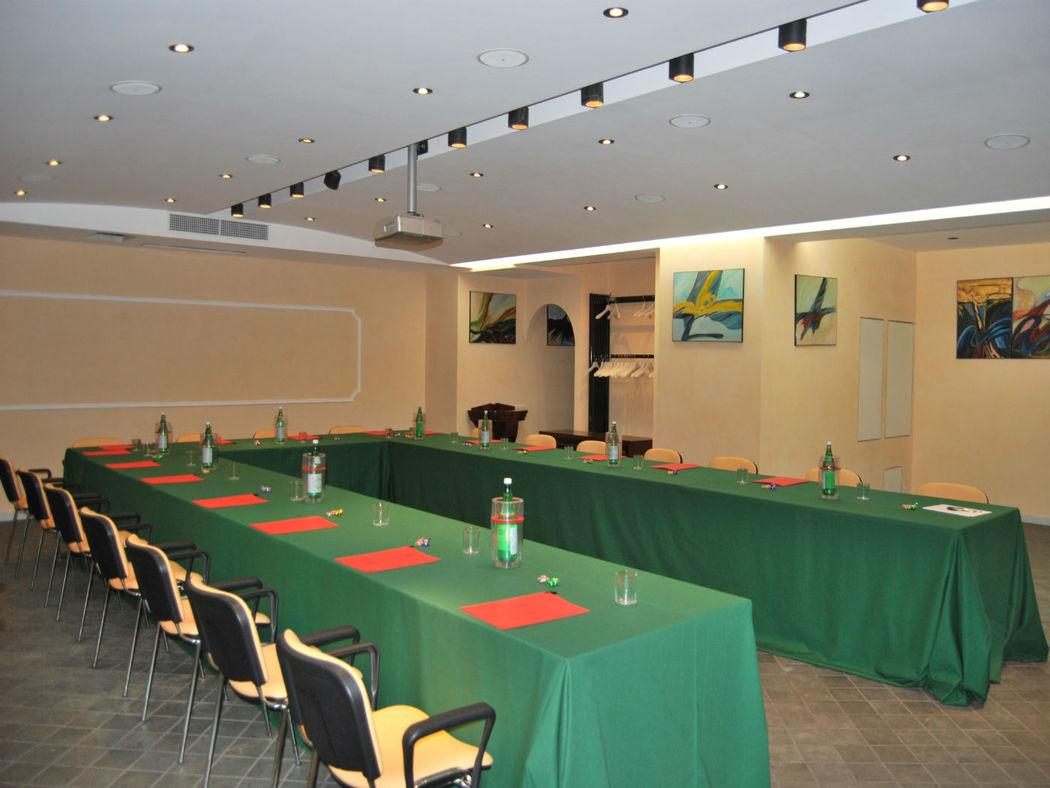 La Locanda del Pontefice sala meeting