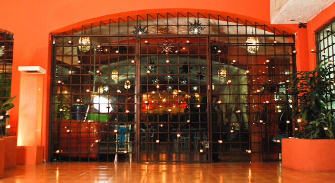 Salón Los Alcatraces