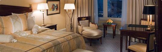 Beispiel: Deluxe Gästezimmer, Foto: The Ritz-Carlton, Berlin