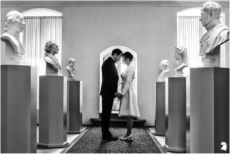 Beispiel: Romantische Hochzeitsfotos, Foto: Alexander Hahn Emotional Photography.