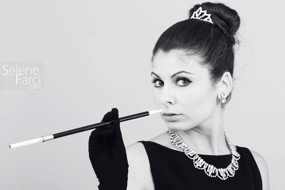 Make up/Hair Carla Aledda Trucco ispirato ad Audrey Hepburn