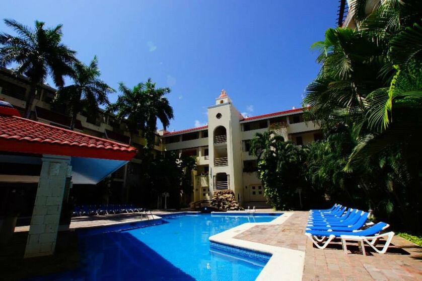hotel radisson hacienda: