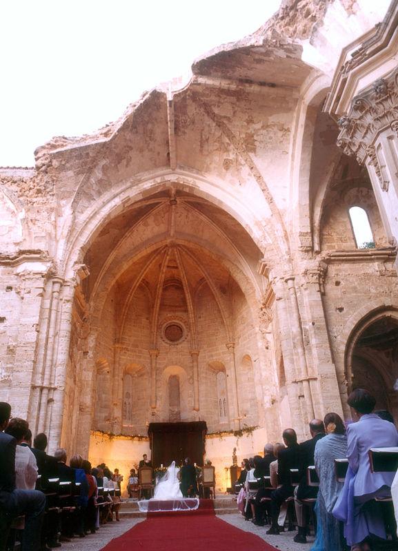 Monasterio de Piedra. Boda Religiosa en la Abadía.