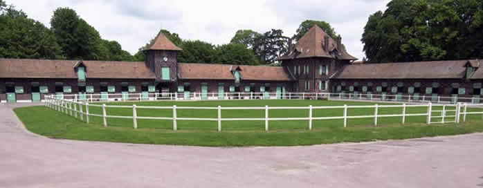 paris country club-Haras de jardy