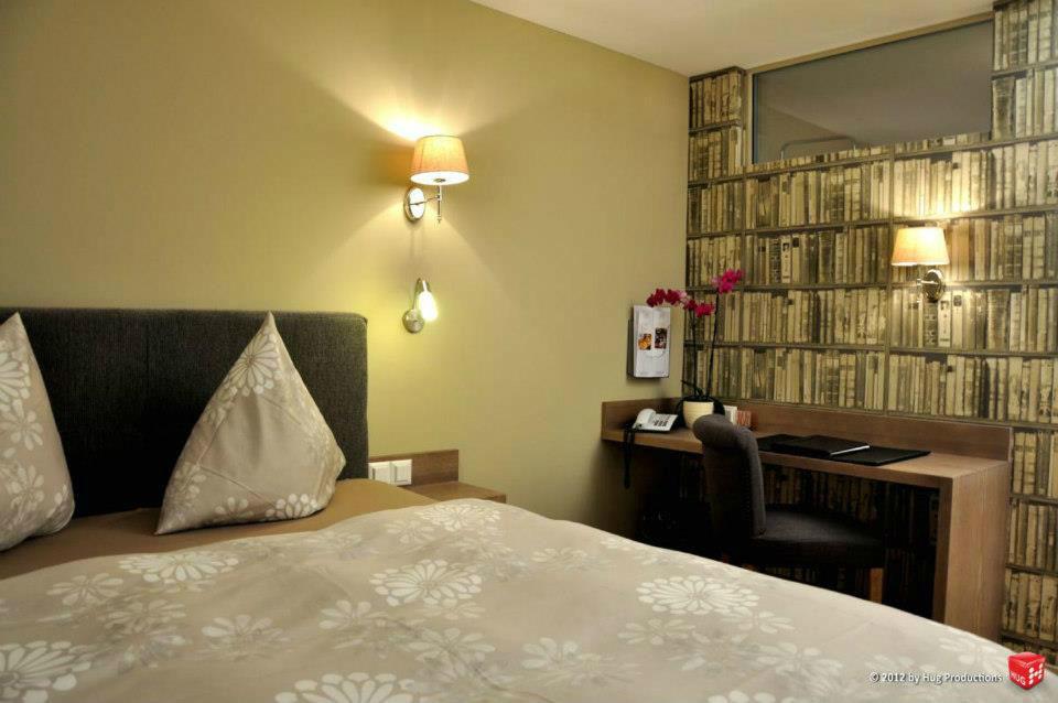 Beispiel: Zimmer, Foto: Parkhotel Langenthal.